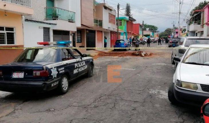 Irrumpen en vivienda y quitan la vida a dos en Uruapan