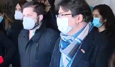 """Jadue arremetió contra Boric y aseguró que """"gracias a él"""" hay presos políticos en Chile"""
