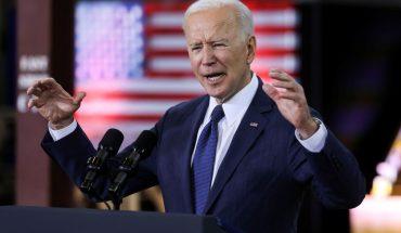 """Joe Biden, tras las protestas en Cuba: """"estamos con el pueblo cubano"""""""