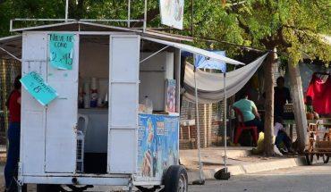 Jóvenes de Salvador Alvarado buscan el comercio informal