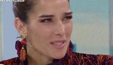 Juana Viale encontró a un invitado robándose un salero de Mirtha Legrand