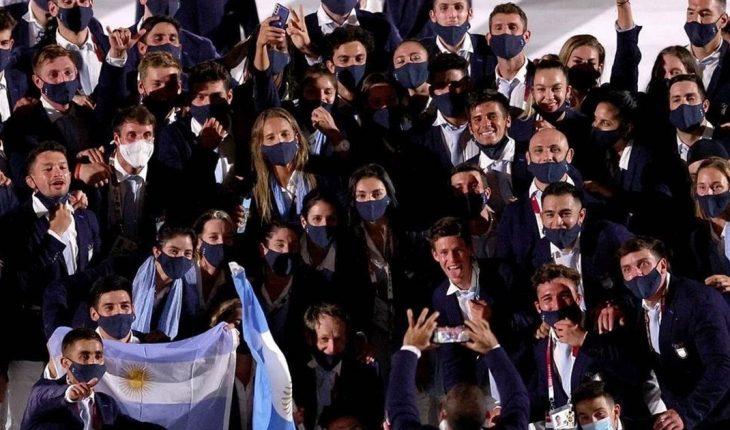 Juegos Olímpicos Tokio 2020, día 2: así es el fixture de los atletas argentinos