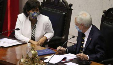 """La Moneda en picada contra cuenta pública de Provoste y le pide """"respetar las atribuciones del resto de los poderes del Estado"""""""