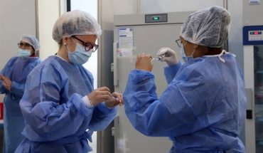La semana pasada se aplicaron casi 2.5 millones de dosis en todo el país