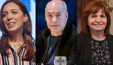 Las felicitaciones de Rodríguez Larreta y Vidal a Bullrich por bajarse de la candidatura