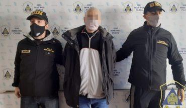Mar del Plata: fue a vacunarse y terminó preso