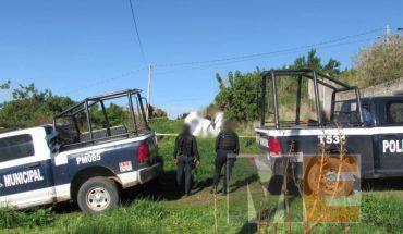 Matan a 2 hombres en la colonia Ciudad Jardín