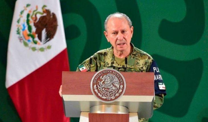 'México carece de servidores públicos honestos', dice titular de la Marina