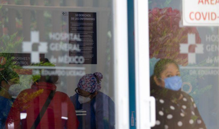 México lleva 4 días consecutivos con más de 15 mil casos de COVID
