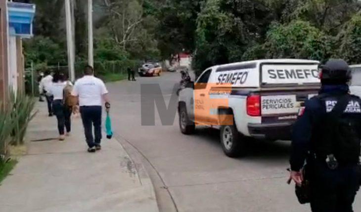 Motociclista es privado de la vida en Uruapan, Michoacán