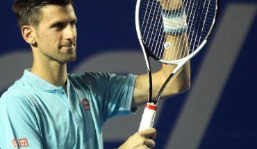 Novak Djokovic estará en Juegos Olímpicos