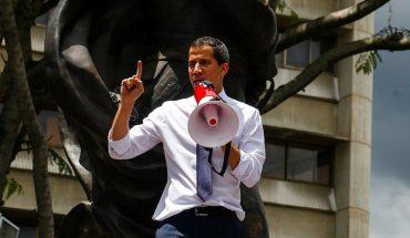 """Opositor Juan Guaidó asegura que Maduro financia la """"represión"""" en Cuba"""