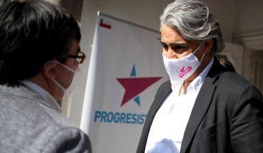 Partido Progresista descartó ser parte de la consulta ciudadana de Unidad Constituyente
