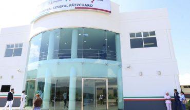 Pátzcuaro se mantiene como el hospital de mayor demanda COVID-19