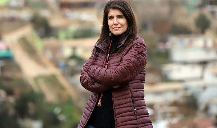 """Paula Narváez: """"El sello de esta candidatura es la participación ciudadana"""""""