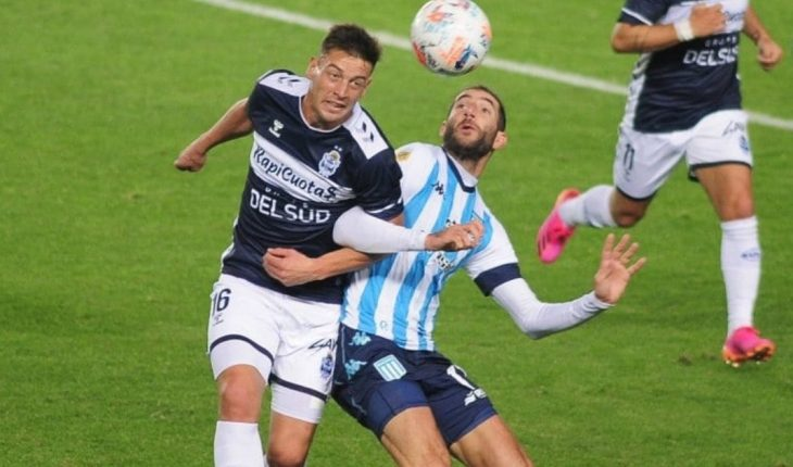Racing y Gimnasia de La Plata empataron 0 a 0
