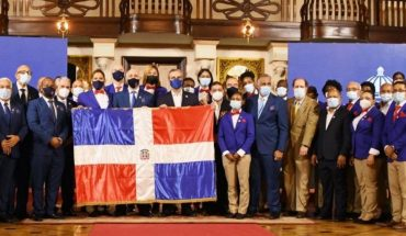 República Dominicana con actuación histórica