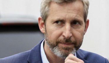 """Rogelio Frigerio cruzó al Presidente: """"Las casas no son de ningún gobierno"""""""
