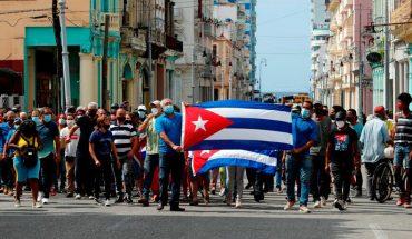 """Rusia espera que La Habana tome las """"medidas necesarias"""" para detener las protestas en la isla"""