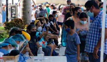 Salud suma 11 mil casos nuevos de COVID, mayor cifra en la tercera ola