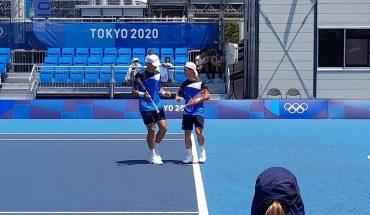 Schwartzman y Bagnis fueron eliminados en el dobles masculino