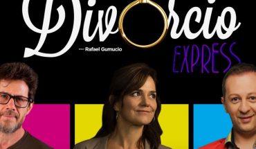 """Se viene """"Divorcio Express"""" con Andrea Pietra, Peto Menahem y Nicolás Scarpino"""