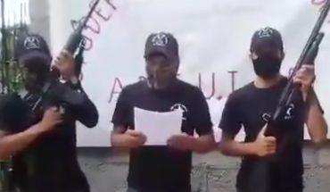 Surge autodefensas contra crimen organizado en Chiapas