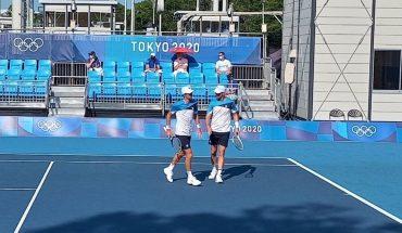 Tokio 2020: Argentina se quedó sin representantes en el dobles masculino