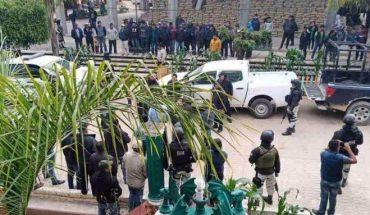 Tras 3 días, pobladores Oaxaca, liberan a elementos de Guardia Nacional