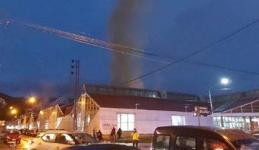 Un incendio en el Hospital Regional de Ushuaia obligó a evacuar pacientes