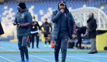 """Valencia: """"Me siento con la capacidad de estar al frente de un equipo como la U"""""""