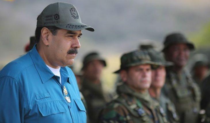 Venezuela denuncia que un avión militar de EE.UU. violó su espacio aéreo