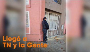 """Detuvieron a un POLITRUCHO en Villa Urquiza mientras """"custodiaba"""" un comercio"""