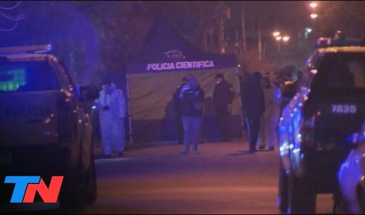 Inocente muerto: un vecino murió al quedar en medio de un tiroteo entre un policía y delincuentes