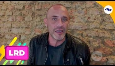 La Red: El actor Ricardo Herrera revela los problemas que le ha traído su calvicie - Caracol Tv