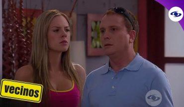 Vecinos: Doña Ruca descubre que Alfonso y Tata son amantes - Caracol TV