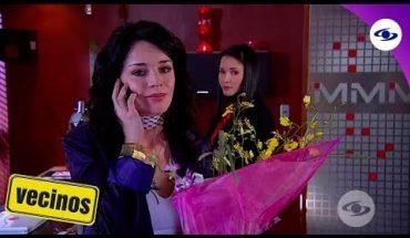 Vecinos: Rodolfo intenta reconquistar a Tatiana - Caracol TV