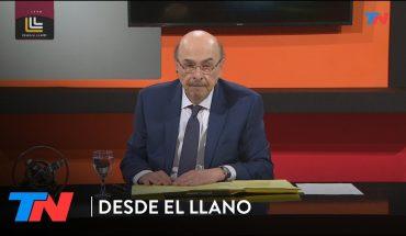 """""""LO QUE EL GOBIERNO NOS HIZO"""", el editorial de Joaquín Morales Solá en DESDE EL LLANO"""