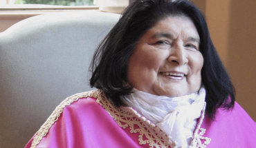 """86 years after the birth of Mercedes Sosa, unreleased material from """"Cantora"""" was premiered."""