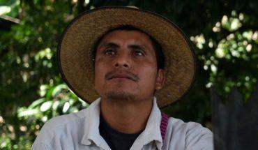 Alleged murderer of defender Simón Pedro Pérez López arrested in Chiapas