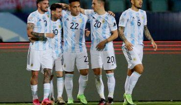 Argentina beats Ecuador 3-0 in Goiania