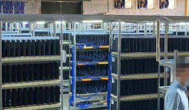 Arman farm to mine bitcoin with more than 3,000 PlayStation 4