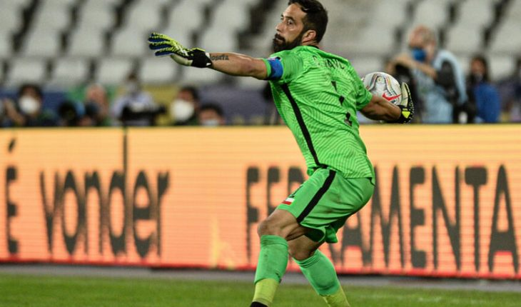 """Claudio Bravo:""""The goodbye to the 'Red' I have in my head for a long time"""""""