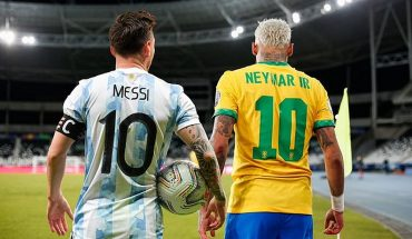 Conmebol chose Lionel Messi and Neymar as the best players of the Copa America