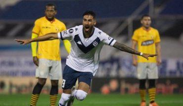 Copa Libertadores: Vélez beat Barcelona of Ecuador 1-0
