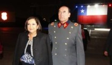 """Fraud in the Army: for money laundering they formalize Ana María Pinochet, the """"Lucia girl,"""" and reformalize the former commander Fuente-Alba"""