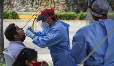 Health confirms that Mexico registers third uptick in COVID