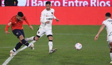 Independiente beat Patronato 2-0