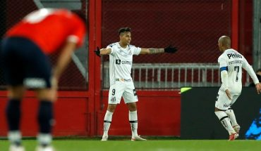 Independiente said goodbye to the South American with a draw against Santos