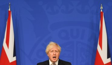 Johnson confirmed the end of restrictions in the UK for July 19